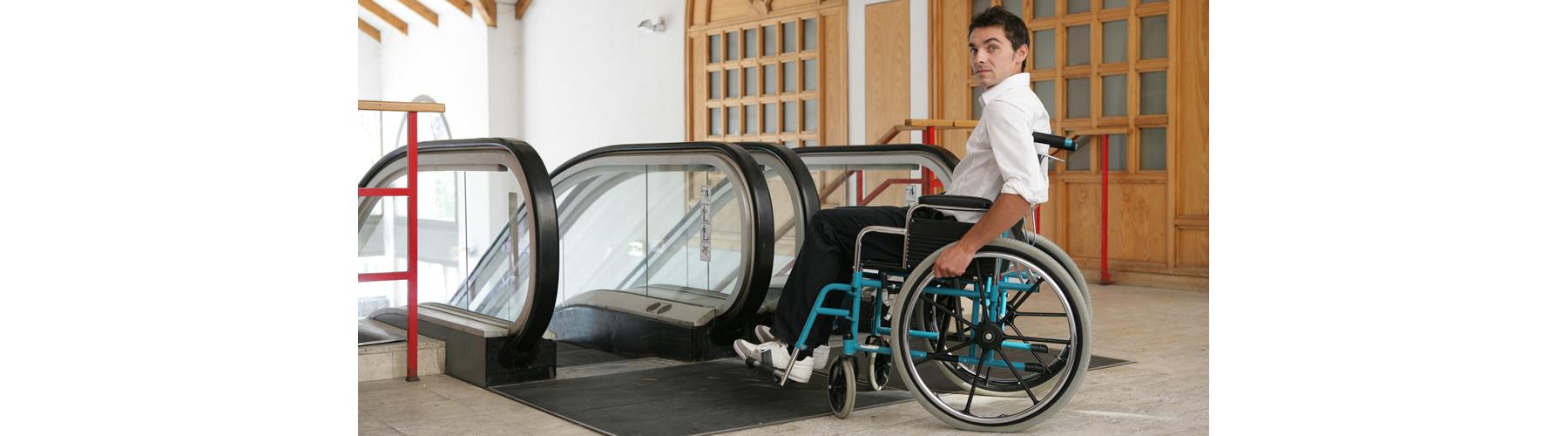 Audit accessibilité handicapés